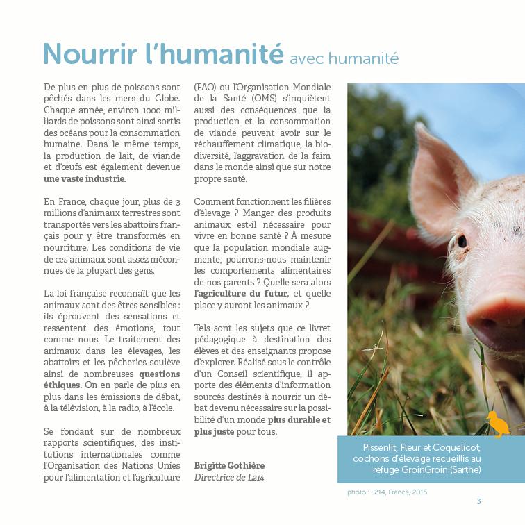 Dossier Nourrir l'humanité # 3