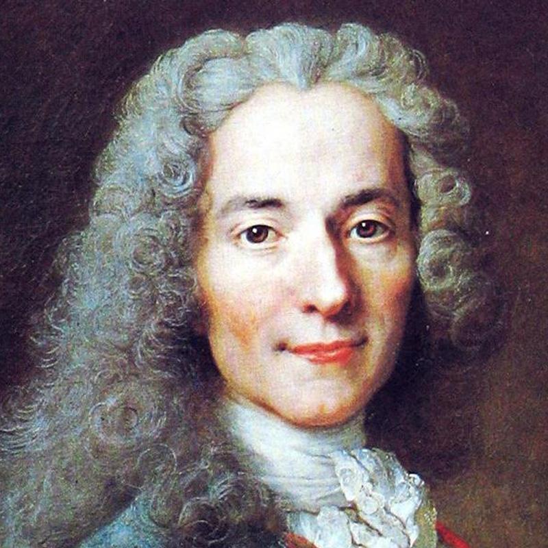 François-Marie Arouet, dit Voltaire (1694-1778)