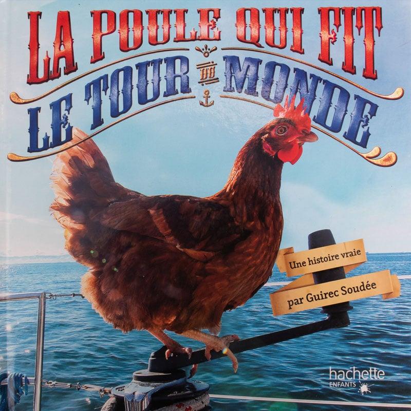 Guirec a écrit un livre passionnant sur son aventure avec Monique