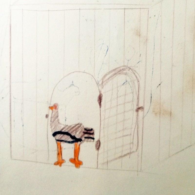Clément: 'Interdire les poules en cage serait une décision sage'