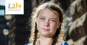 À 15 ans, Greta agit pour le climat et les animaux