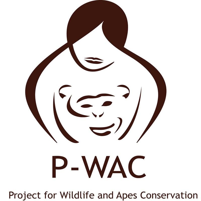 Le logo de l'association P-WAC.