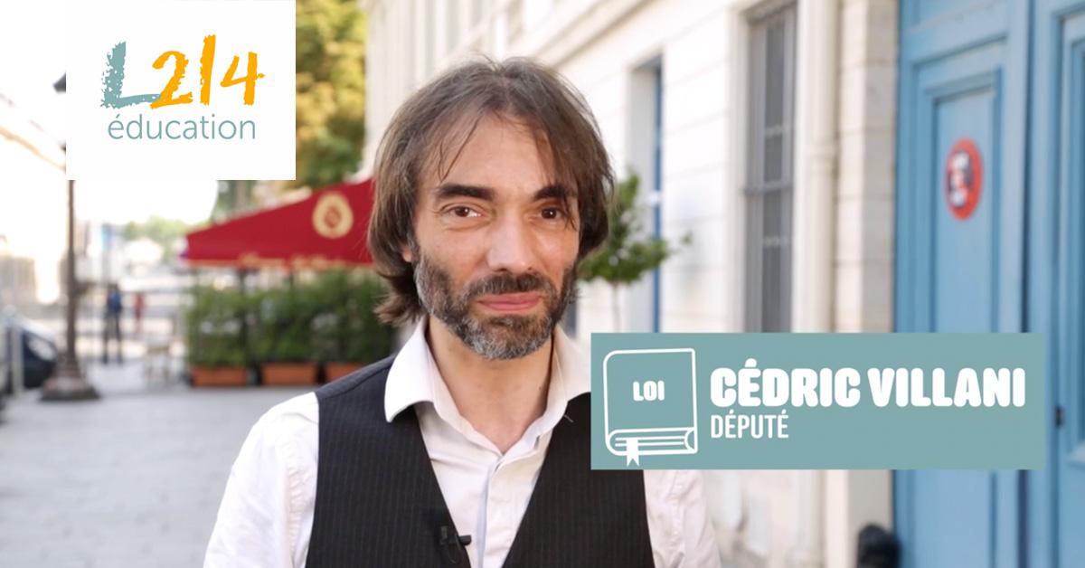 MÉTIER: Plus tard je voudrais être... député (avec Cédric Villani)