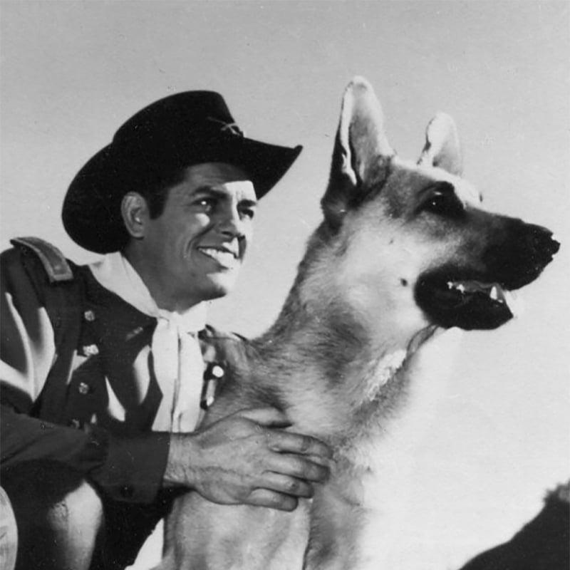 Rintintin est le plus célèbre des acteurs canins!